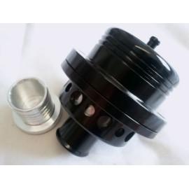 Dump valve double piston couleur alu