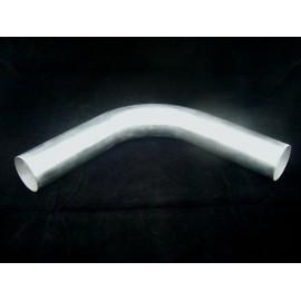 Coude 45° aluminium diamètre extérieur 51mm