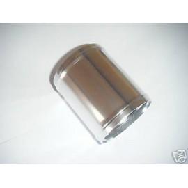Manchon aluminium droit diamètre extérieur 51mm