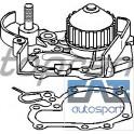 Pompe à eau Renault Clio 1