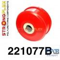Silent bloc polyurethane pour triangle A3 8L Leon 1M Golf 4 Bora New Beetle