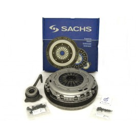 Kit embrayage Sachs + volant moteur bimasse VAG 2L tdi 140
