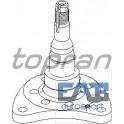 Fusée arrière gauche pour disque avec ou sans ABS