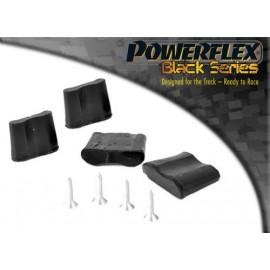 Silent-bloc Powerflex black train arrière Peugeot 306