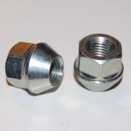 1 ecrou ouvert 12x150 à tête conique L 23mm clé 19