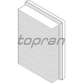 Filtre à air Opel Vectra B 2.2 Dti
