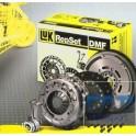 Kit embrayage Luk + volant moteur bimasse VAG 1.9L tdi 130/150