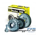 Kit embrayage Luk + volant moteur bimasse Volkswagen Golf 4 Bora 1.9L tdi 115