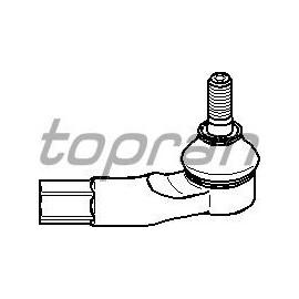 Rotule de direction extérieure droite A3 8P Golf 5 Leon 2