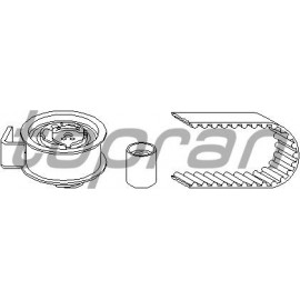 Kit distribution OEM VAG 1.9 tdi 130 150