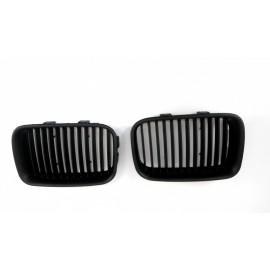 Grille de calandre noir, haricot noir pour BMW E36