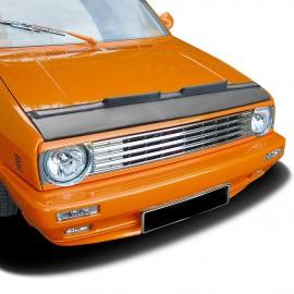 Protection Bra de capot Volkswagen Golf 2