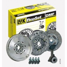 Kit embrayage Luk + volant moteur bimasse Ford Focus Tdci