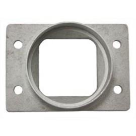 Adaptateur filtre à air universel pour raccordement carré
