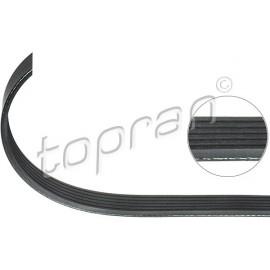 Courroie accessoire 6PK1050