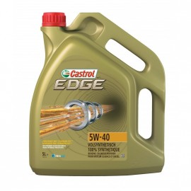 Huile CASTROL EDGE FST 5W40 5L