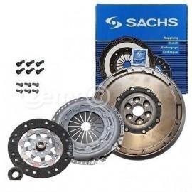 Kit embrayage Sachs + volant moteur PSA 1.6l 16v hdi 110