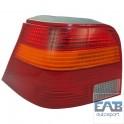 Feu arrière gauche orange Volkswagen Golf 4 berline