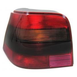 Feu arrière gauche fumé / rouge Volkswagen Golf 4 berline type Gti