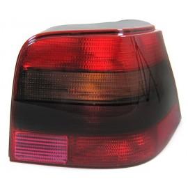 Feu arrière droit fumé / rouge Volkswagen Golf 4 berline type Gti