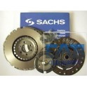 Kit embrayage Sachs Golf 1 2 3, 1600 1800 + td