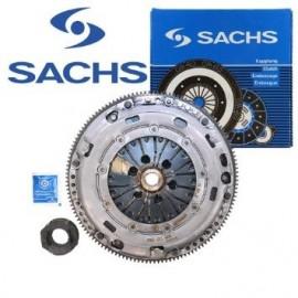 Kit embrayage Sachs + volant moteur bimasse Golf 5 A3 8P Leon 2 Tdi 90 105 cv