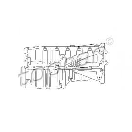 Carter d'huile Audi A4 B5 A6 C5 Volkswagen Passat 3B