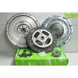 Kit embrayage + volant moteur Valeo A3 Golf 3 tdi 110 Golf 4 Leon A3 8L tdi 90 100 110