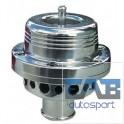 Dump valve double piston