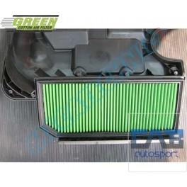 Filtre à air sport Green Golf 5 Gti S3 8P Leon 2 VAG 2L TFSI