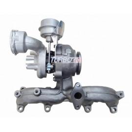 Turbo neuf suralimentation VAG 1.9l Tdi 90 moteur BRU Tdi 1.9l 105cv moteur BKD/BXE
