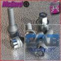 Ecrous antivol 12x150 conique L 49.2mm