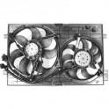 Ventilateur de refroidissement du moteur Golf 4 A3 8L Leon 1M