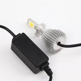 2 x Ampoules Led H7 6000K 35W