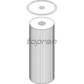 Filtre à huile Golf 4 / A3 8L / Leon 1M