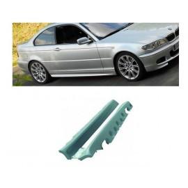 Bas de caisse type M2 BMW E46 coupé