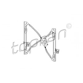 Mecanisme leve vitre avant Seat Leon 1m Toledo 1m