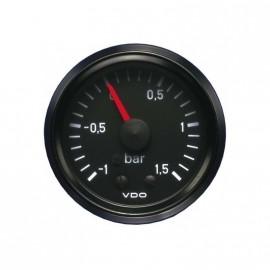 Manomètre pression de turbo VD0 3 bars 52mm