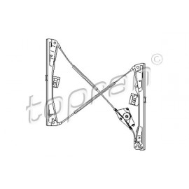 Mecanisme leve vitre avant Seat Ibiza 6L 5 portes