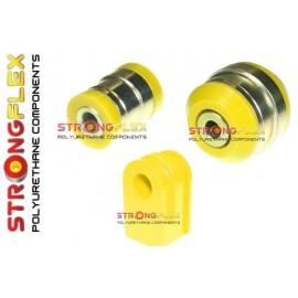 Kit avant silent bloc polyurethane Renault Scenic 2 Megane 2 dont Megane RS