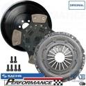 Kit embrayage renforcé + volant moteur mono masse allégé Sachs Racing A3 8L Golf 4 Leon 1M TDi 130/150 Ibiza 6L TDi 130/160