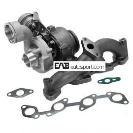 Turbo neuf suralimentation VAG 2L Tdi 136 140cv