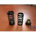 Kit adapateur combinés filetés Gaz Shocks Citroen Saxo Peugeot 106