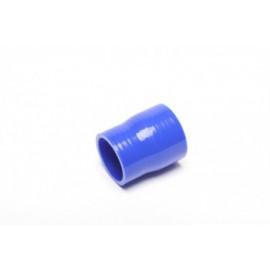 Manchon silicone droit couleur 4 plis réducteur diamètre 57-51mm longueur 76mm