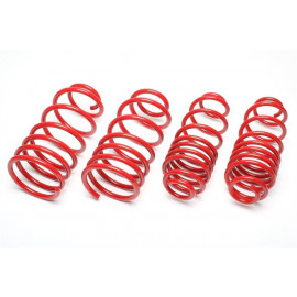 Ressorts courts -30/30mm Golf 4 A3 8L Leon 1M 4 roues motrices