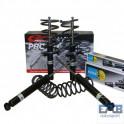 Kit amortisseurs Bilstein B4 + ressorts courts Eibach -30/-30mm Golf 4 A3 8L Leon 1M