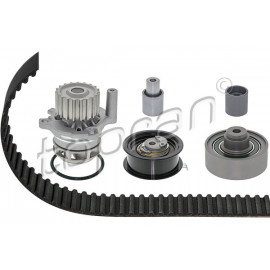 Kit distribution + pompe à eau VAG 1.9L SDi TDi 90 110 Golf 4 A3 8L Leon 1M