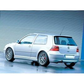 Jupe spoiler arrière Volkswagen Golf 4 type 25eme anniversaire