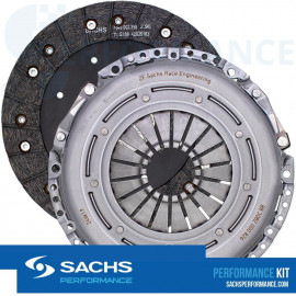 Kit embrayage renforcé organique Sachs Performance Racing A3 8L Leon 1M Golf 4 Bora 1,9L TDi 130/150 Ibiza 6L TDi 130/160