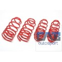 Ressorts courts -40mm Volkswagen Polo 86C